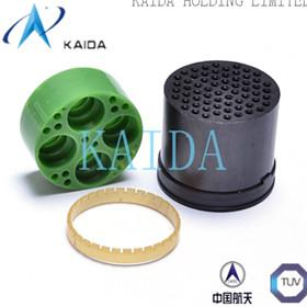China 50A - 500A Charge Mould Products Gold Plated Deutsch D38999 Connectors on sale