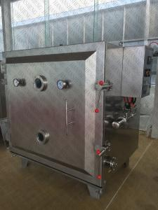 China GMP Standard SS304 SS316 Vacuum Fruit Drying Machine on sale