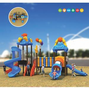 China commercial kids plastic outdoor play equipment outside play centre on sale