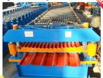 China steel roofing corrugating machine wholesale