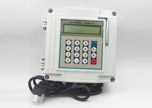China Wall Mount Ultrasonic Flow Meter KUFS2000A on sale