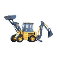 Multi Functional XCMG Construction Machinery / XCMG Backhoe Loader