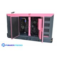 20 Kw 25 Kw Silent Diesel Generator Set with Water Cooled , Quiet Portable Generator