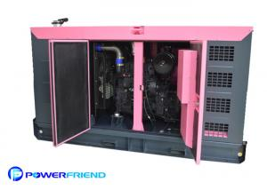 China 20 Kw 25 Kw Silent Diesel Generator Set with Water Cooled , Quiet Portable Generator on sale