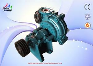 China 3 Inch 120Kw Horizontal Centrifugal Slurry Pump For Mineral Processing Coal Washing on sale