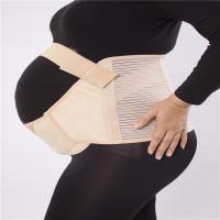 Chine AOFEITE Elestic Prepartum maternité Grossesse ceinture de soutien de ventre de plus en plus / accolade / ceinture en vente