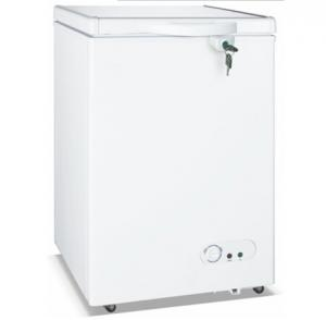 China 100L -350L top open single door chest freezer on sale