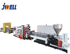 China PVB EVA TPU Epe Foam Sheet Extrusion Line Stable Running Double Side on sale