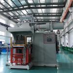 China AC 380V 50HZ Horizontal Rubber Injection Molding Machine 4 RT Mold Openning Stroke 250 Ton wholesale