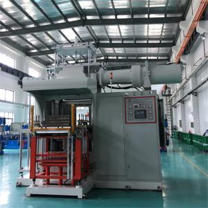 China AC 380V 50HZ Horizontal Rubber Injection Molding Machine 4 RT Mold Openning Stroke 250 Ton on sale