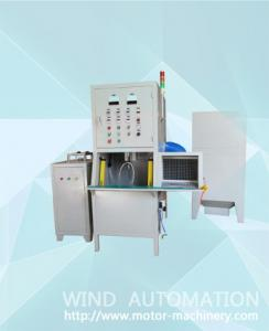 China Stator winding Coil Powder Coating Machine for high speed motor Power tool coil resin insulation on sale