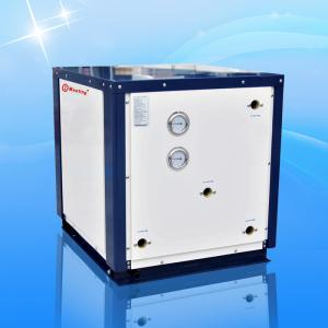 China High Temprature Water Source Heat Pump Heating Cooling & Hot Water Energy Saving on sale