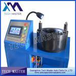 Gama los 20MM - el 175MM de la máquina del macho de estampar de la manguera de la máquina de la suspensión del aire del ODM que prensa