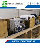 automatic paper roll slitting machine/film slitautomatic paper roll slitting macter rewinder machine