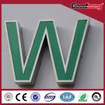 Vacuum  hotsale light high quality custom strong alphabet letter signs