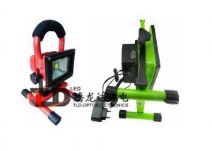 China O picowatt 4500 - 5500k, Ac85 - 265v, 50/60hz oficina portátil da espiga 10w conduziu o Ce/Rohs da luz de inundação on sale