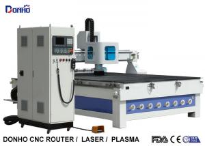 China Easy Operate ATC CNC Router Machines CNC Engraver With Linear Tool Holders on sale