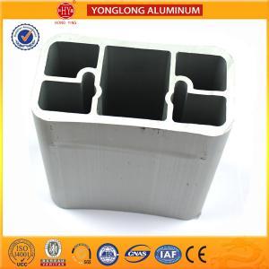 China Industrial Aluminum Section Materials Aluminum Window Extrusion Profiles on sale