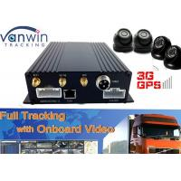 1080P 128GB 8-CH SD Video Mobile CCTV DVR , SD Card Security DVR Recorder for vehicles