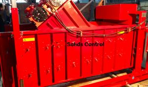 China Oilfield high flow rate solids control shale shaker at Aipu solids on sale