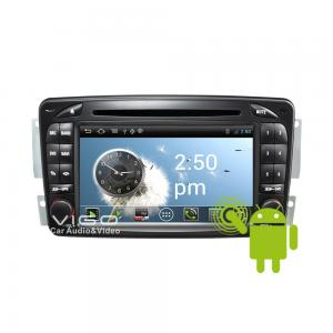 China Android Stereo for Mercedes Benz A C Class SLK CLK Vito DVD GPS Satnav Radio I171 on sale