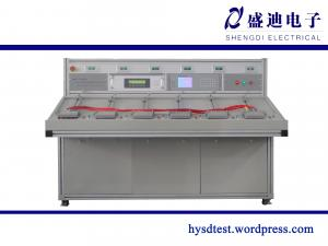 China HS6303C Three Phase Electrical Meter Test Equipment(Calibration Test Bench) on sale