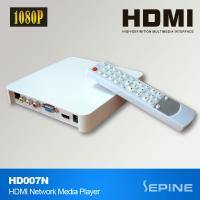 NEW,HD007N wifi/3g/wired 1080p hd advertising media player hd with TOPquality/SD/MMC/USB card 1080p media player