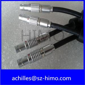 China 6 pin to 6 pin lemo cable for preston systems supplier