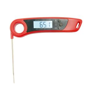 China Instant Read Digital  Food Thermometer With Splash Proof Body , Back-light Display on sale