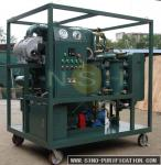 Touch Screen Vacuum Oil Purifier Fully Automatic Insulating For High Voltage Transformer