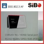 Конференц-зал записывая 7 сенсорная панель андроида с светом СИД