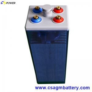 Deep Cycle Flooded Lead Acid Solar Batteries 2V 800ah Opzs Battery