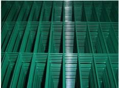 China PVC coated welded mesh panel specification on sale