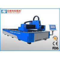10mm Stainless Steel Sheet Metal Laser Cutting Machine for Kitchenware Lamp Ads Industry