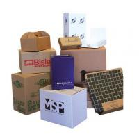 Black Printed Cardboard Boxes , Recycled Gift Boxes Foil Stamping Finish