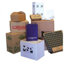China Black Printed Cardboard Boxes , Recycled Gift Boxes Foil Stamping Finish on sale