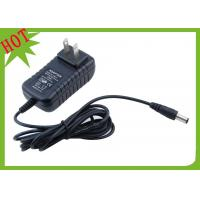 American Plug Adapter PC Materail For LCD Monitor / CCTV Camera
