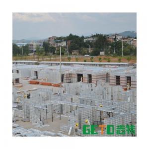 China GETO GROUP Concrete Column Aluminum Wall Formwork System/Aluminum Alloy Formwork/Concrete Panel Aluminum Formwork on sale