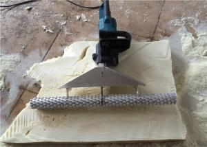 Spray Open Cell Foam Cutter Foam Drill Powered Insulation Trimming