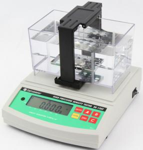 China Leading Manufacturer Supply Top Precision Electronic Densimeter Instrument for Solids , Density Testing Apparatus on sale