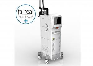 China RF Metal Tube 10600nm CO2 Fractional Laser Machine Scar Removal on sale