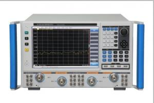China Multi Channel Test Vector Network Analyzer 10MHz - 13.5GHz / 26.5GHz / 40GHz / 50GHz on sale