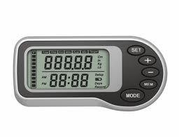 China OEM/ ODM High accurate Step Multifunctional Digital Counter Pedometer with USB Interfaces on sale