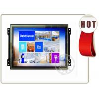 Usb 2.0 Hdmi Or Vga Open Frame Lcd Display , 17 Inch Frameless Tft Lcd Display