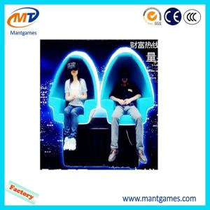 China Made in china High profit 9D egg VR cinema amusement equipment for sale on sale