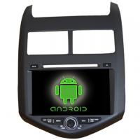 Chevrolet AVEO double din car dvd  dual core Android car radio navigation Made in China