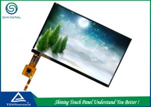 China Industrial Capacitive Touch Screen Multi Touch Layers / GFF Touch Panel on sale