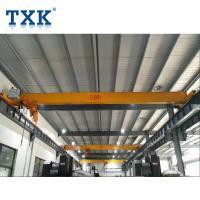 1 Ton Single Girder Electric Overhead Travelling Crane With 1 Year Warranty