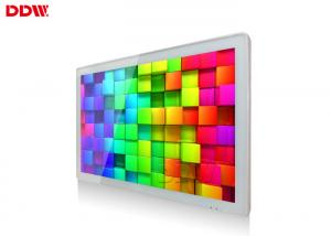 China Information Transparent LCD Display Interactive Touch Screen Monitor DDW-AD5501WN on sale
