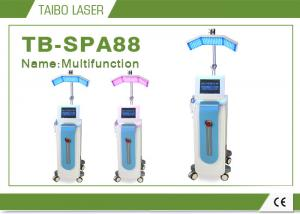 China Mutifunctional 7 in 1 Diamond Microdermabrasion Machine For Skin Rejuvenation on sale